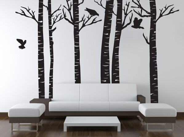 扇形边框墙绘素材